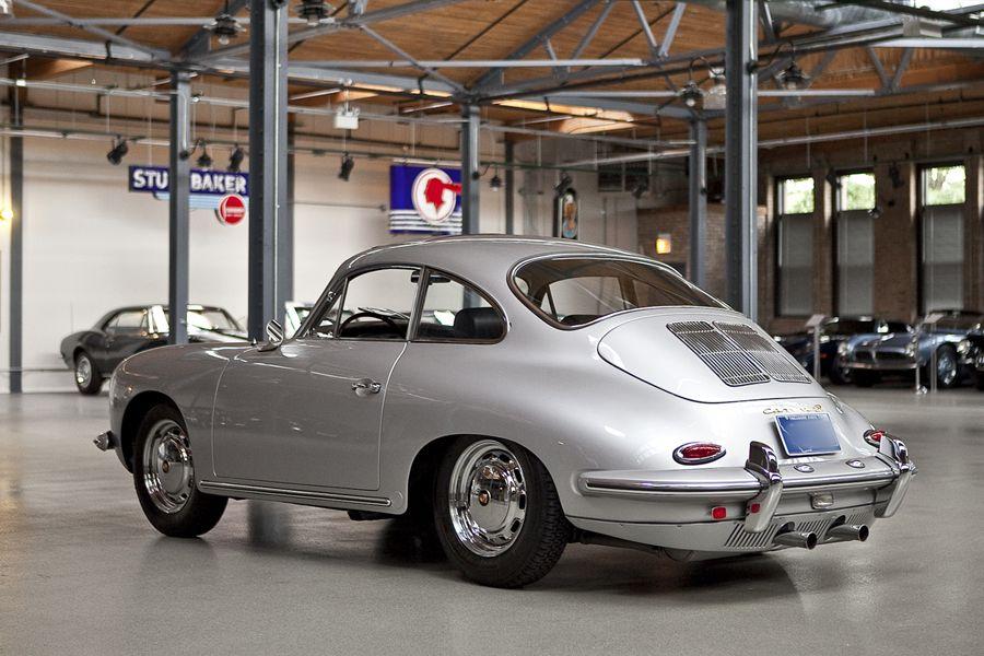 1964 porsche 356 carrera 2 coupe carros