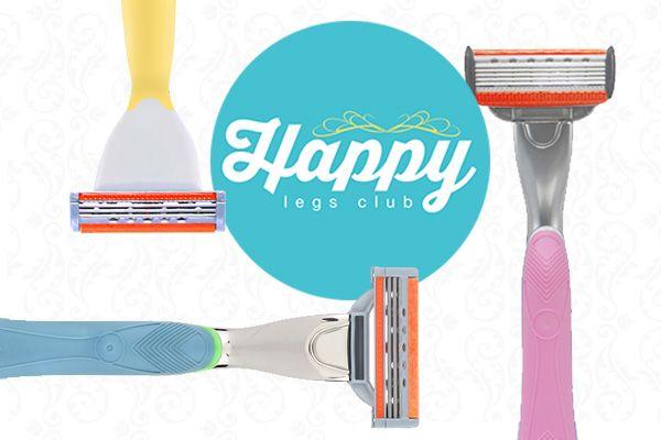 <p>Premium women's razors sent directly to your door.</p> More