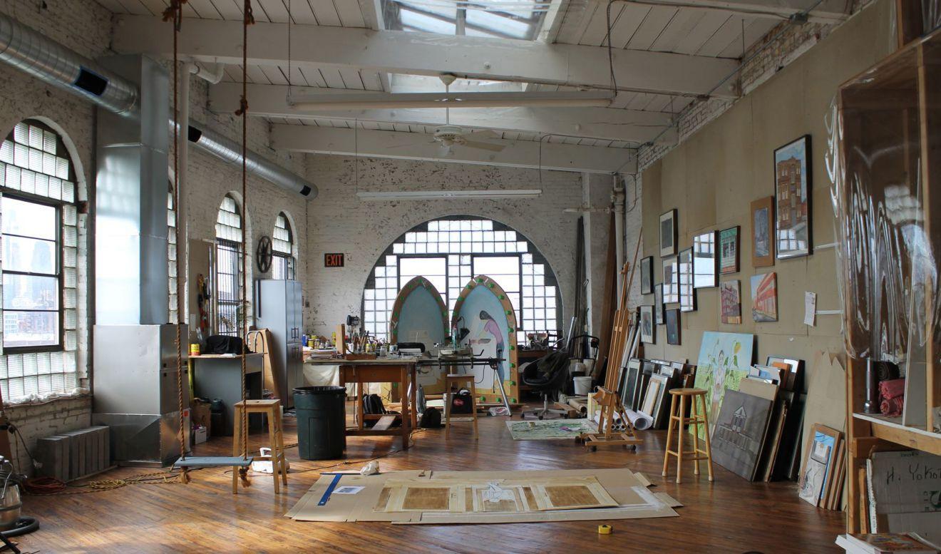 Friday fun artists studios artist studio space