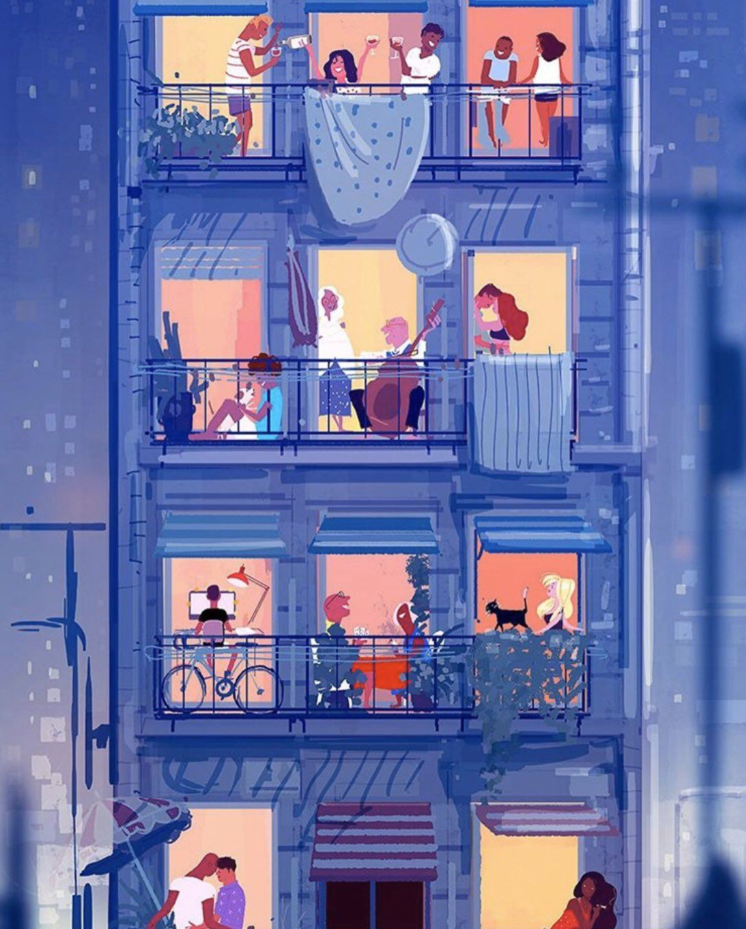 laura franch on Twitter in 2020 | Pascal campion, Illustration, Art