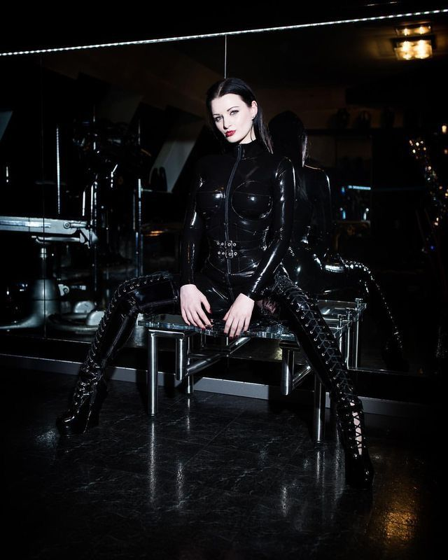 Gothic female domination