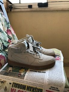 8d75281811 Konya içinde Orijinal Nike Air Force 42 numara ayakkabı hatasız max 7-8  kere giyildi