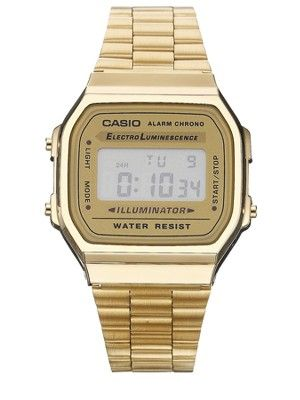 classic gold tone retro unisex watch watches classic and casio gold classic gold tone retro unisex watch