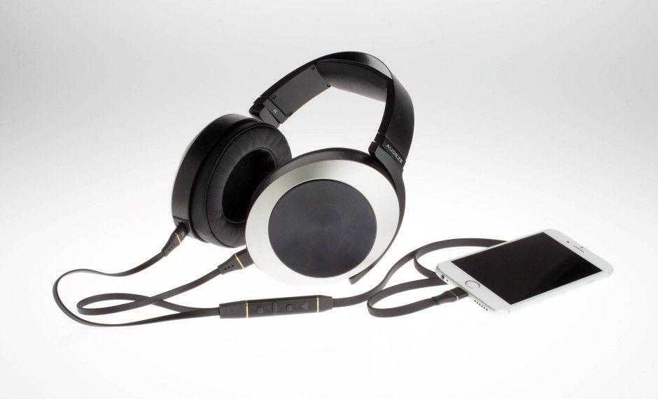 Magnetostatischer High-End-Kopfhörer \'EL-8 Titanium\' mit Kabel für ...