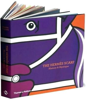 The Scarf History Mystique By Hardcover Hermes Coffee Table Book