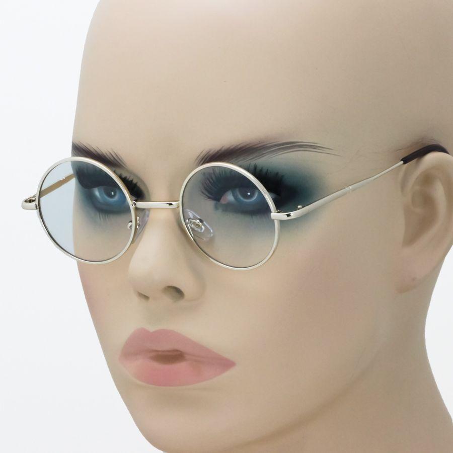 8a9e92087c John Lennon Hipster Fashion Small Metal Round Circle Elton Style Sunglasses  Fashion Small