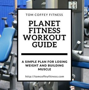 Going To The Gym For The First Time Can Be Scary Start Slowly Effectively By Full Body Workout Routine Workout Routines For Beginners Planet Fitness Workout