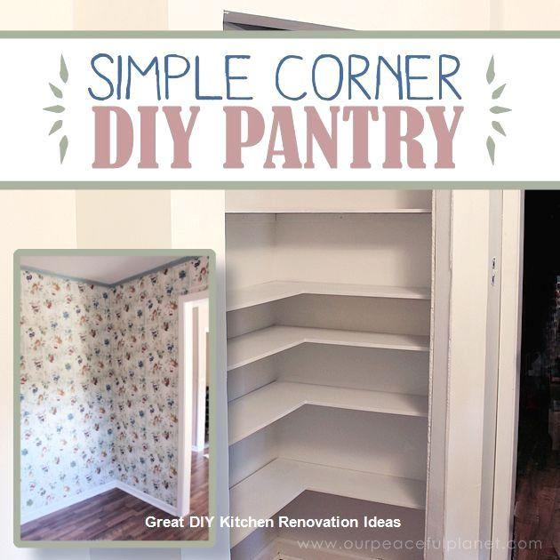 All Round DIY Kitchen Ideas 1 | Your Best DIY Projects | Pinterest