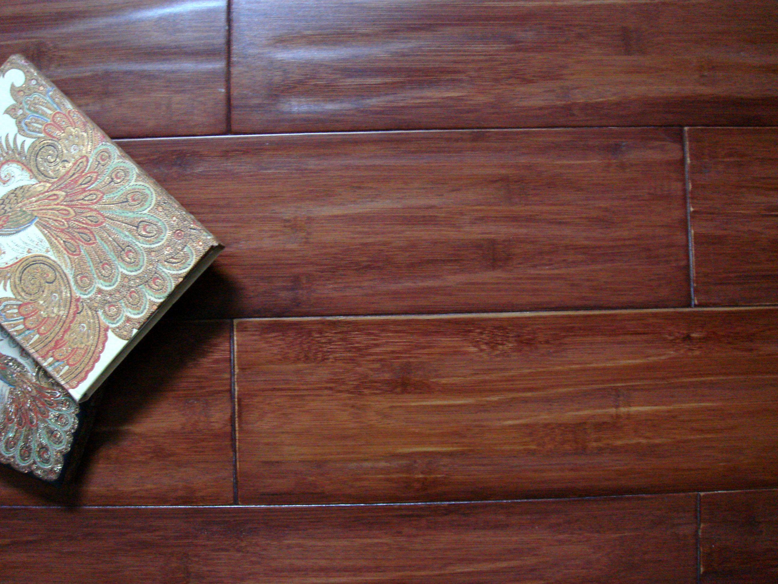 Bamboo Flooring, Handscraped Bamboo Flooringcherry High ...