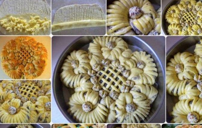 Торт без выпечки с желатином и фруктами рецепт 48