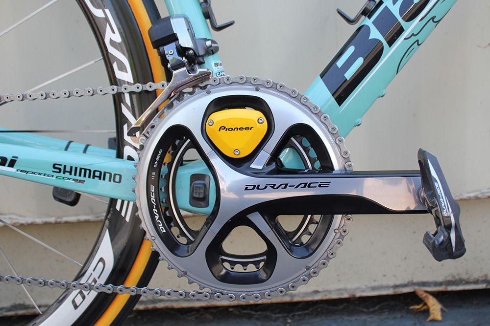 Pro Bike Gallery Robert Gesink S Bianchi Oltre Pro Bike