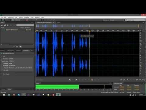 Audio Hardware Setup (Mic Input and Monitoring Speakers) on