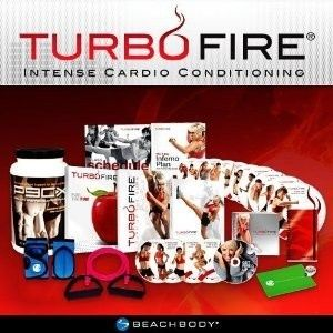 Turbo Fire is a great workout program!  So much fun!!