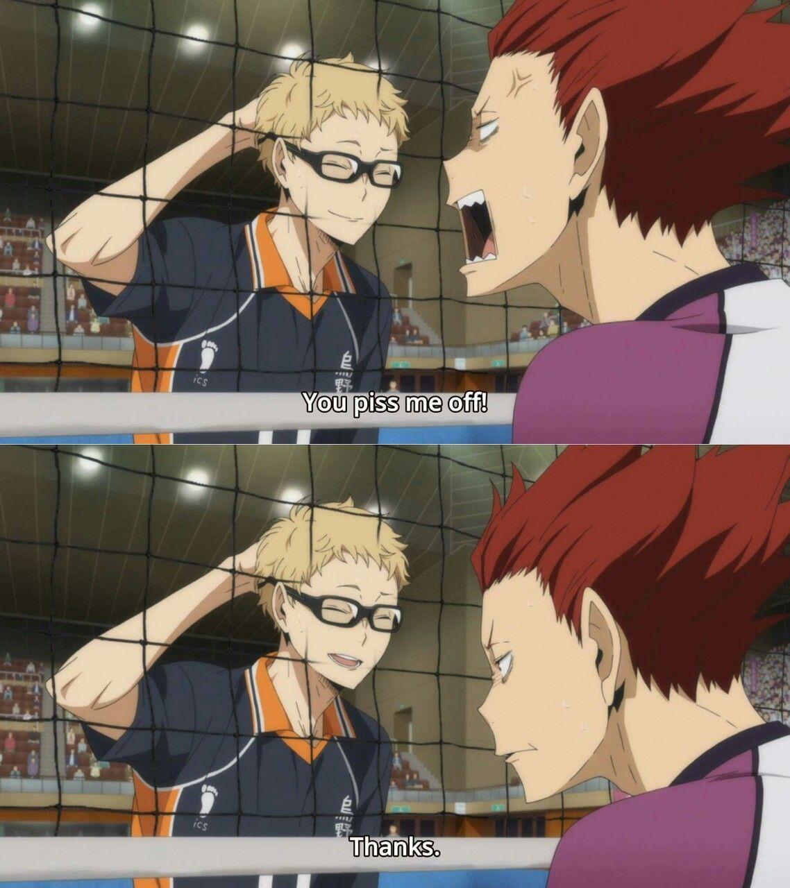 Hi, I'm the normal guy. Sports anime, Haikyuu seasons, Anime