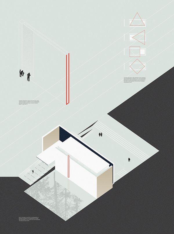 architecture studio I: eyes want to caress. on Behance