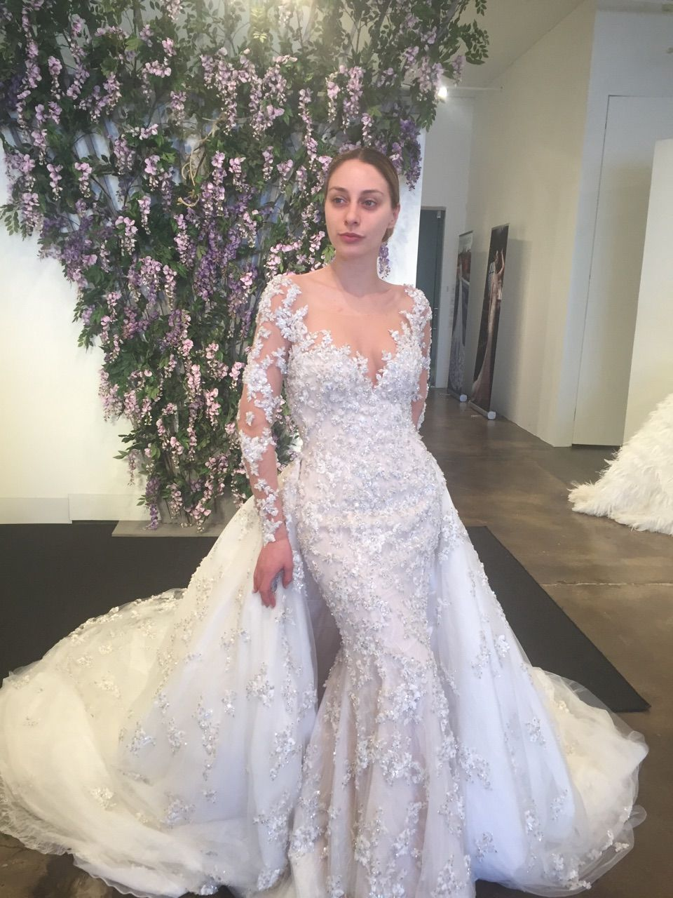 Stephen Yearick Spring 2017 Bridal Collection Available At Reflections In New York
