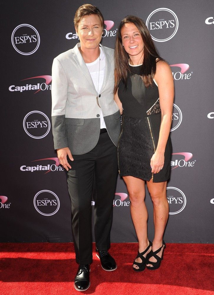 Soccer Stars Abby Wambach And Sarah Huffman Are Married To Each