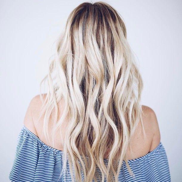 Hair Accessory Tumblr Hair Hairstyles Blonde Hair Long Hair