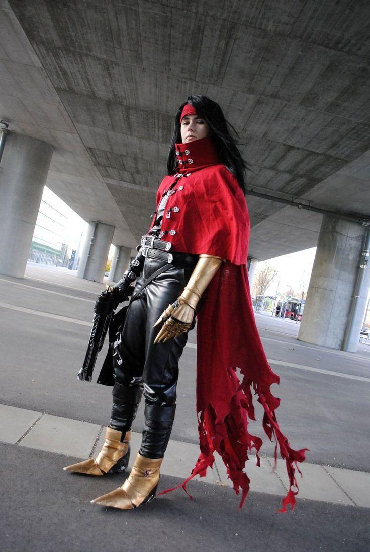 Top Final Fantasy Cosplay [15+Pics | Vincent valentine, Final fantasy  VO94