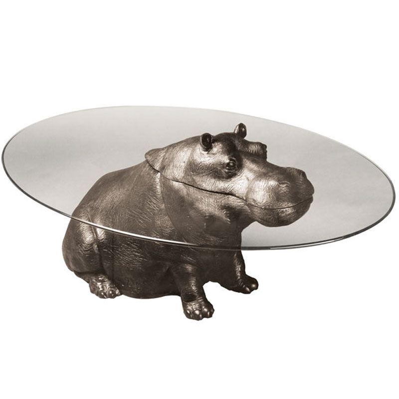 Cheeky Hippo Coffee Table Mark Stoddart