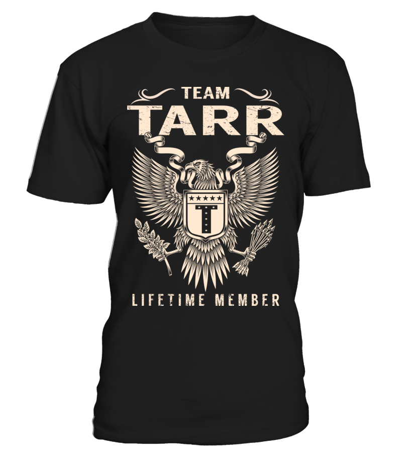 Team TARR - Lifetime Member