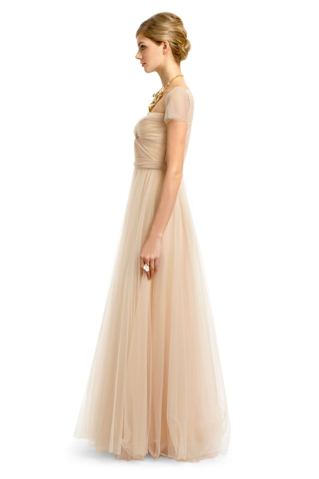 Reem Acra Florence Gown// | o u t f i t | Pinterest | Florence ...