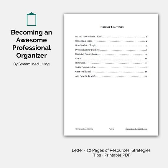 Professional Organizer S Guide To Label Makers