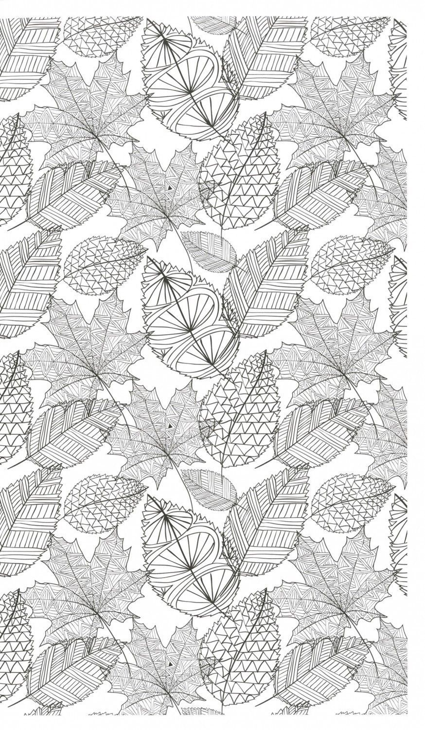 Zen Coloring Nature Adult Coloring Book Kay S Crochet Patterns