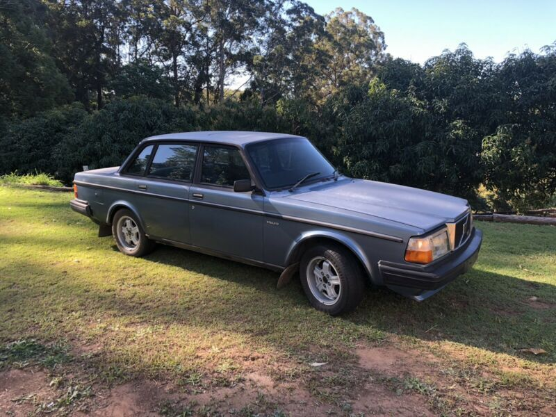 "1982 Volvo 240 GLE ""Three Speeds of Vintage Joy"" Cars"