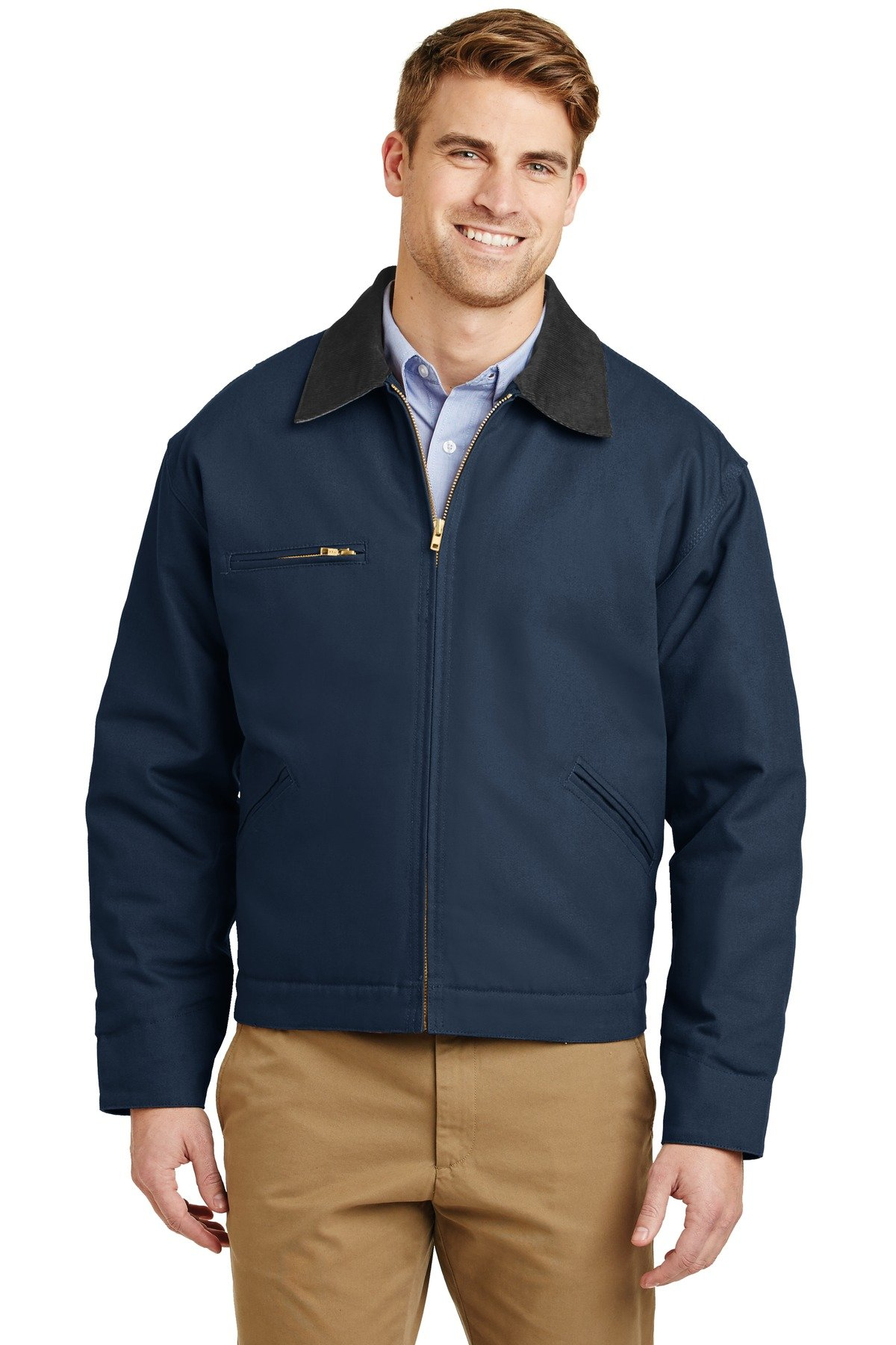 cf206c7c9d9 CornerStone® - Duck Cloth Work Jacket. J763