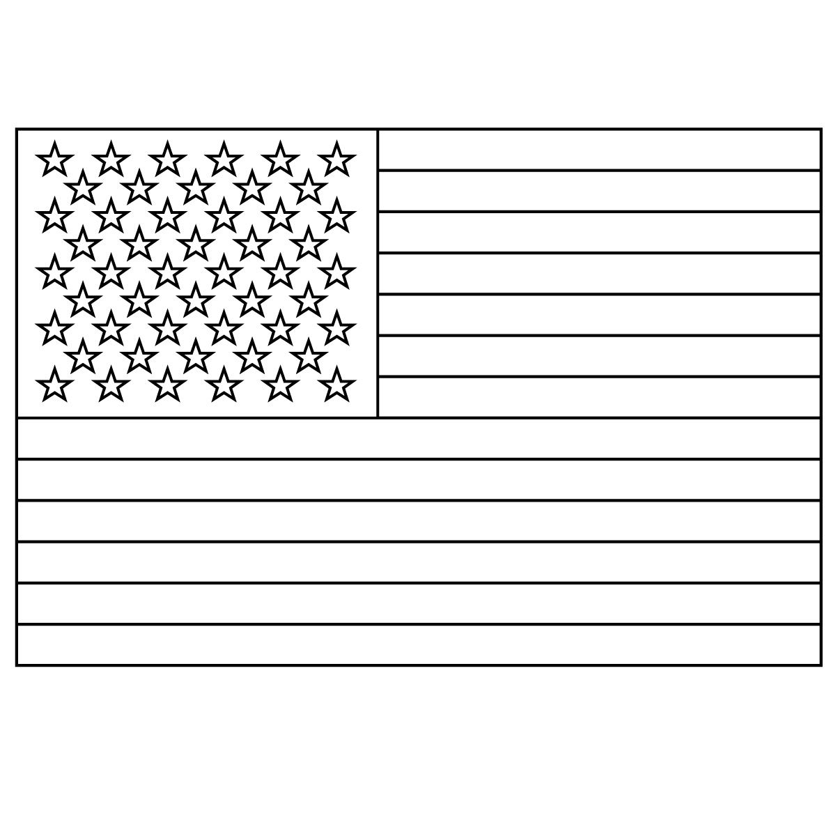americanflagbnw.jpg (1200×1200) | Patterns I love and things | Pinterest