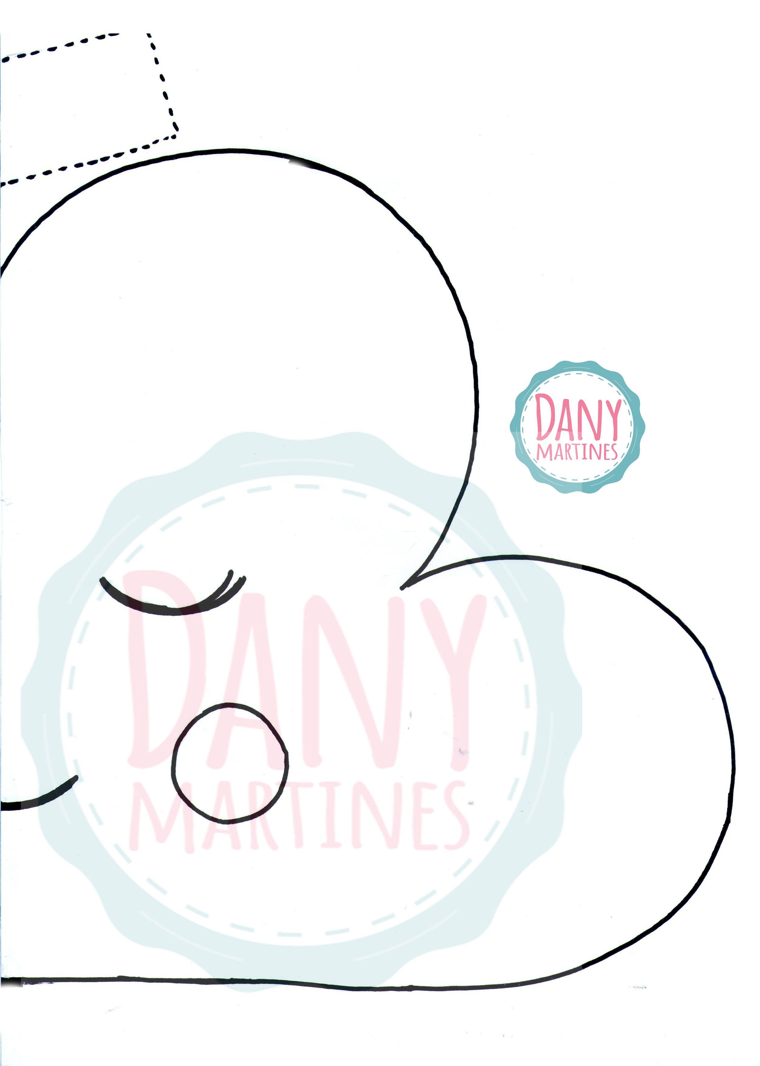 Pin von Rosemary Borges auf moldes Feltro | Pinterest | Fritz ...