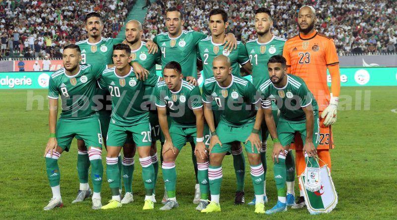 Calendrier Foot Féminin Coupe Du Monde 2021 La liste de Belmadi pour les 2 confrontations des verts face au RD