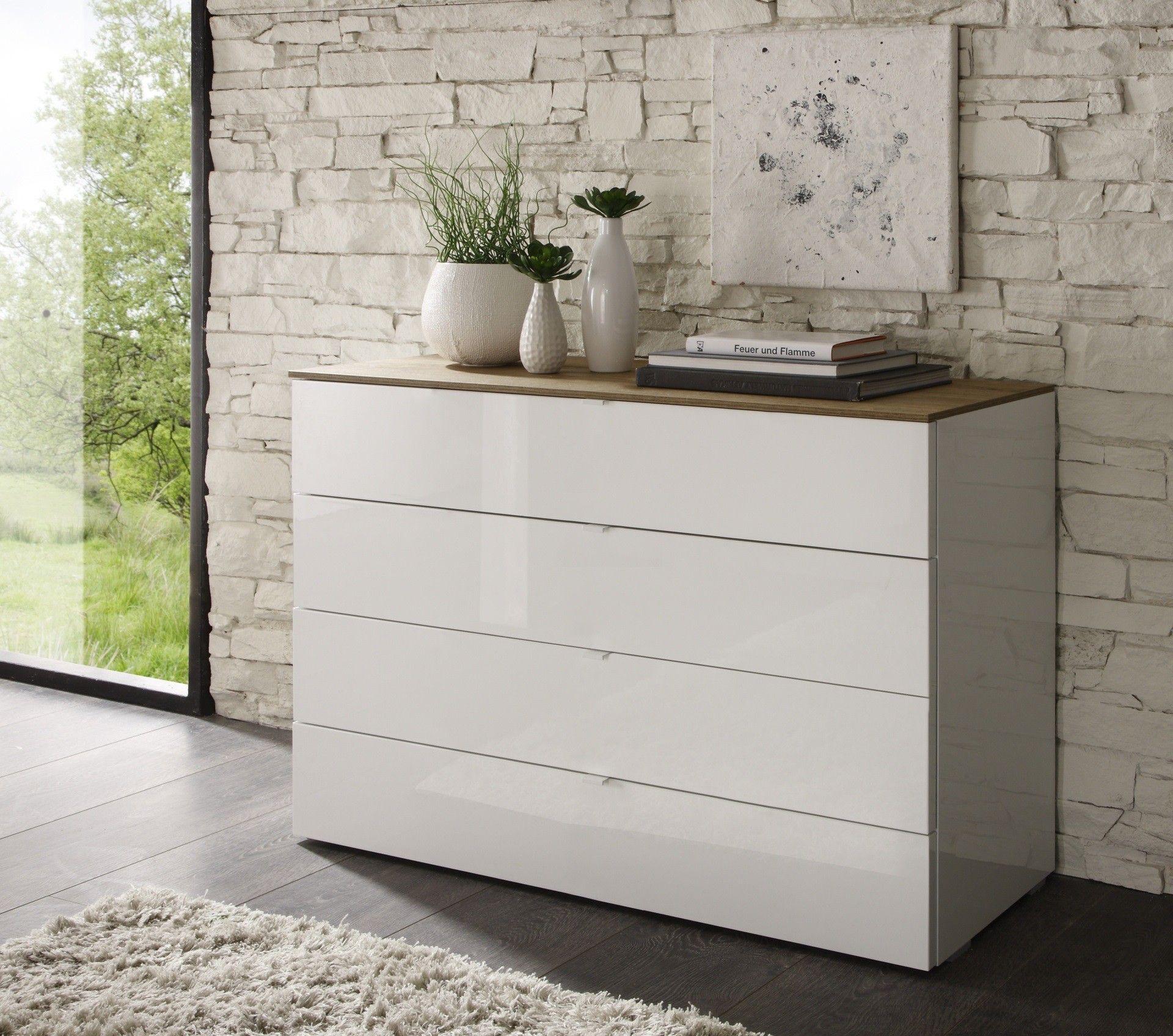 meuble de rangement design 4 tiroirs