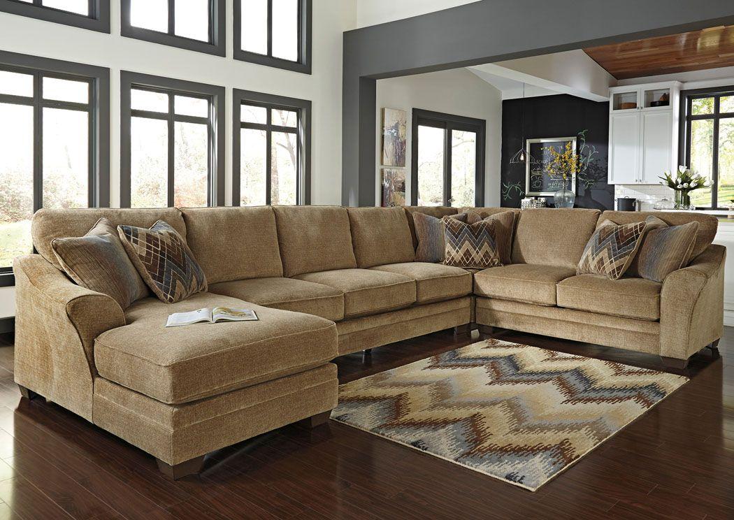 Furniture Liquidators Baton Rouge La Lonsdale Barley Left Arm