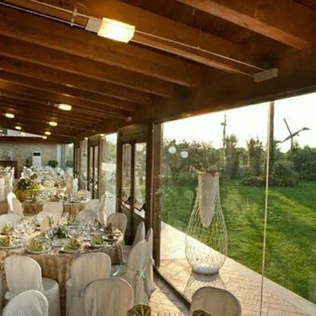 #borgodegliangeli #giardinodellerose #vista #prato #sala #capriate