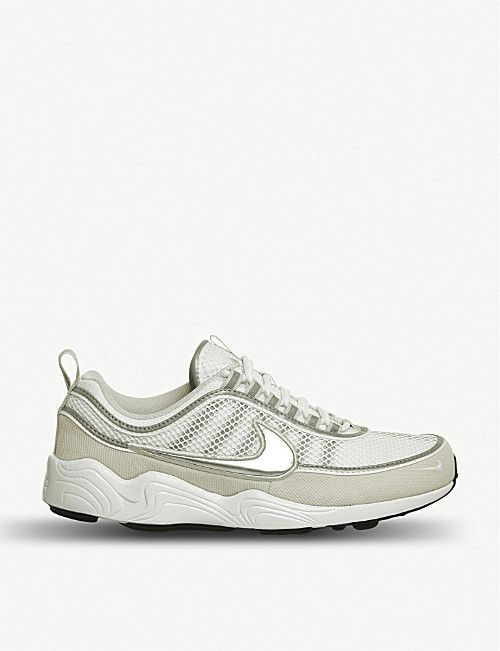 Mens - Shoes - Selfridges   Shop Online. NIKE Zoom Spirindon leather and  mesh trainers