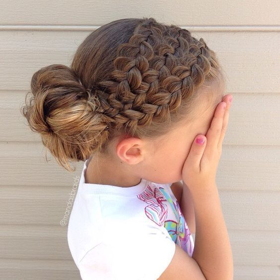13 Lovely Kid's Hairstyles : Best Black Kids Hairstyles Ideas #girlhairstyles