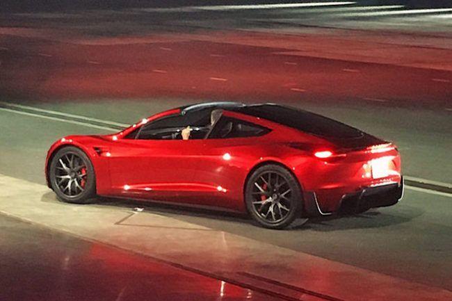 Tesla roadster price
