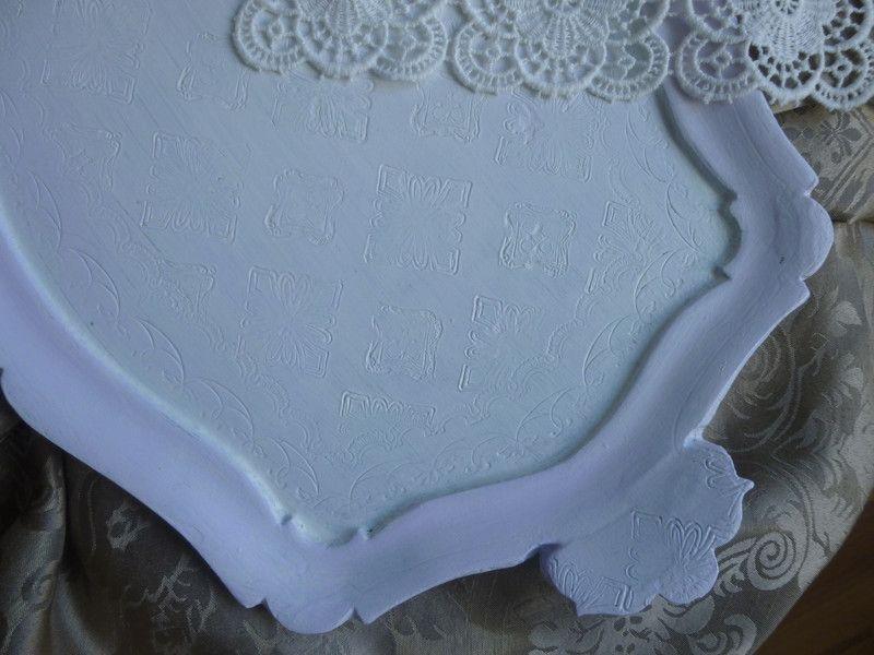 """Tablett """"Orient"""" von Mosaikhandwerk auf DaWanda.com"""