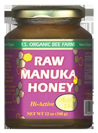 Raw Manuka Honey Active 15 12 Ounces Honey By Ys Royal Jelly Honey Bee At The Vitamin Shoppe Raw Manuka Honey Manuka Honey Coconut Milk Nutrition