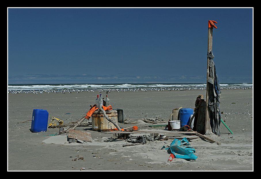 Strand Oosterend, Terschelling