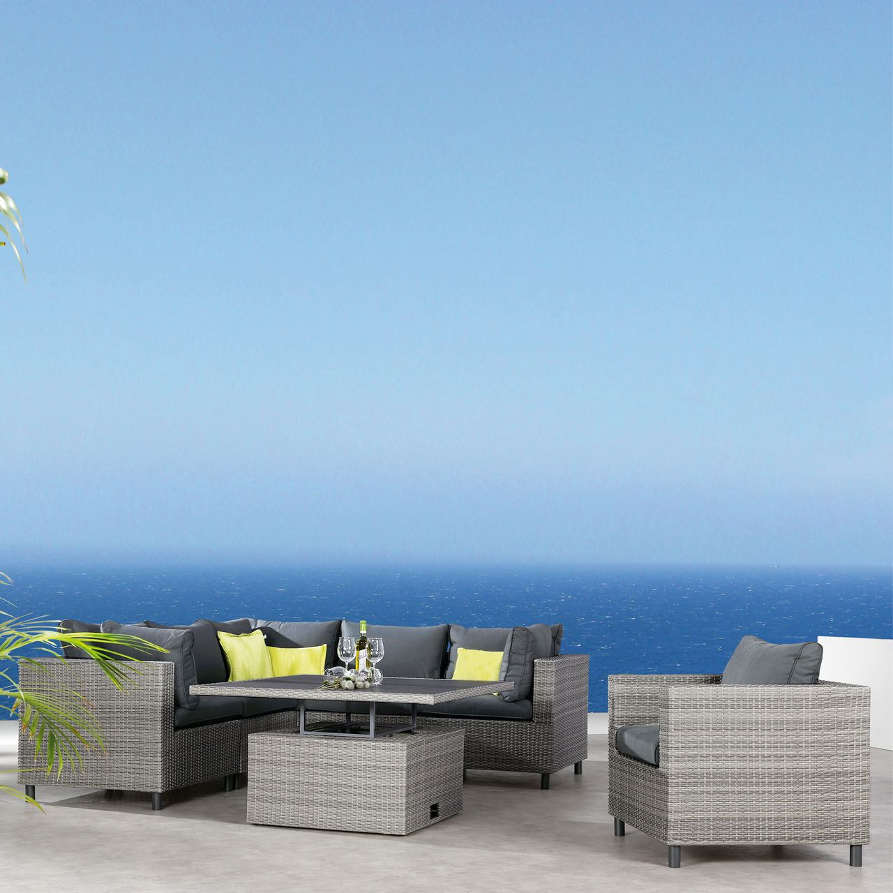 Outdoor Möbel Lounge Lounge Serie Bonaire Garten Lounge Outdoor Decor Und