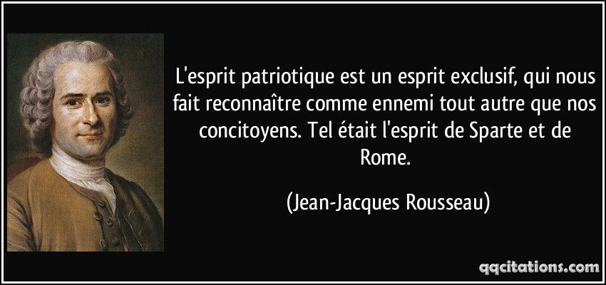 Jean Jacques Rousseau Meaningful Quotes Quotes