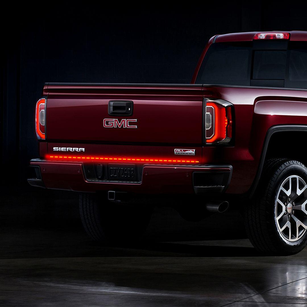 Truck Tailgate Light Bars | Truck tailgate, Bar lighting, Country trucks