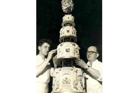 A Walk Down Memory Lane: 5 Incredible Vintage Wedding Cakes | Shine Food - Yahoo Shine