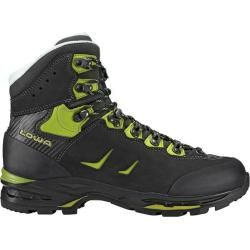 Photo of Zapatillas de trekking Lowa para hombre Camino Ll, talla 47 en negro / lima, talla 47 en negro / lima baja