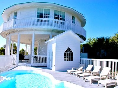 North Captiva Island House Al Ocean Views Putting Green Huge Pool Windswept Homeaway