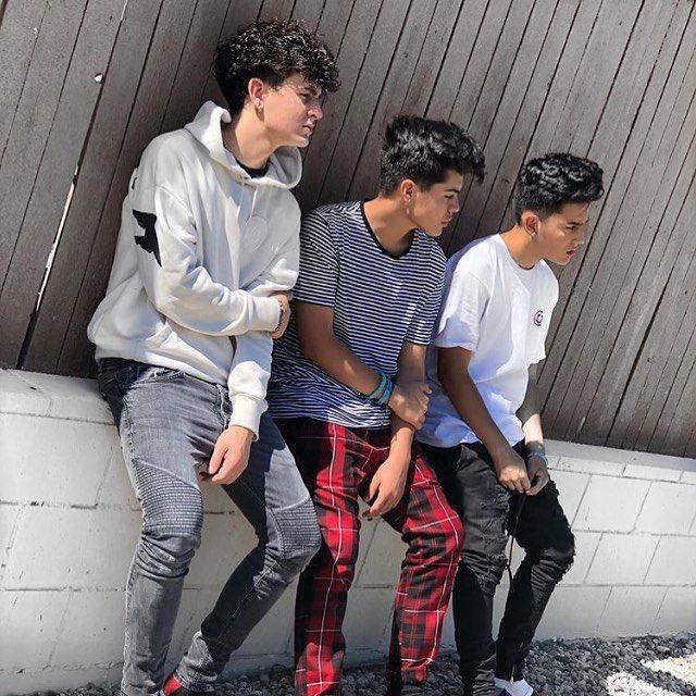 Three daddy's Boy celebrities, Cute celebrities, Fine boys