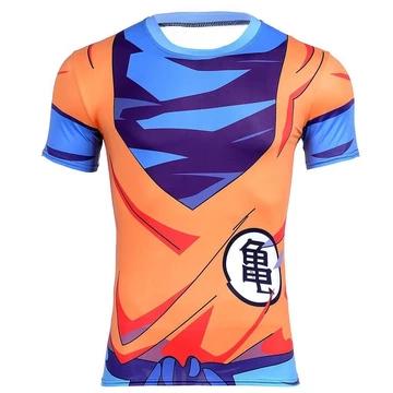 Master Roshi S Disciple Krillin Goku Kame Symbol 3d Gym T Shirt Goku T Shirt Goku Gym Tshirts